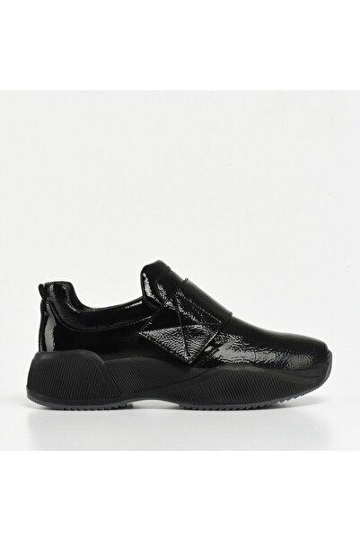 Hotiç Kadın Siyah Spor Ayakkabı