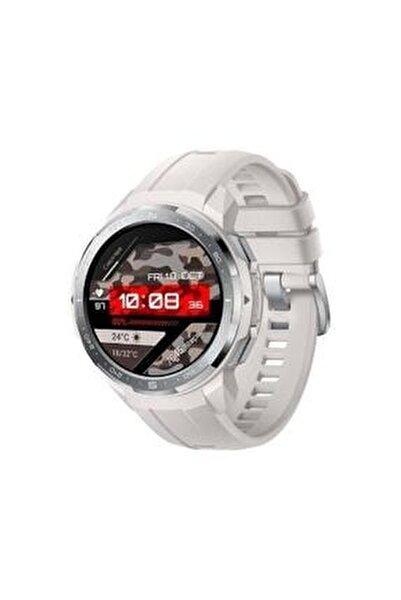 Unisex Beyaz  Watch Gs Pro Akıllı Saat Türkiye Garantili