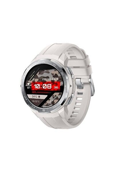 HONOR Unisex Beyaz  Watch Gs Pro Akıllı Saat Türkiye Garantili