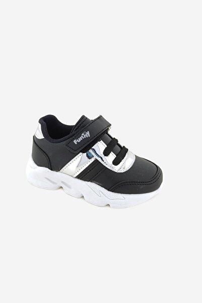 Funny Baby Cırtlı Lastikli Çocuk Yürüyüş Ve Spor Ayakkabı