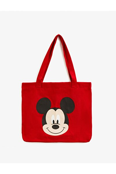 Koton Mickey Mouse Çanta Lisansli