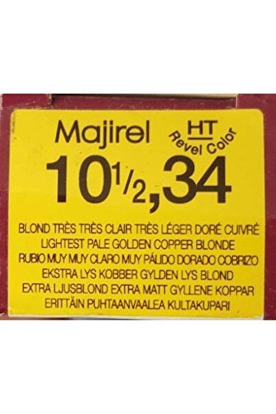Majirel Loreal Boya 50 Ml 10 1/2 ,34*