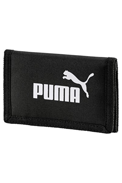 Puma Unisex Siyah Spor Cüzdan