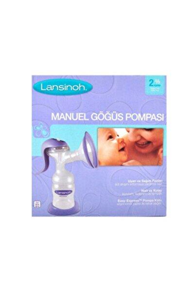 LANSINOH Manuel Göğüs/süt Pompası
