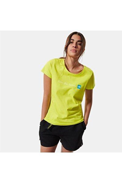 THE NORTH FACE Kadın Outdoor T-shirt