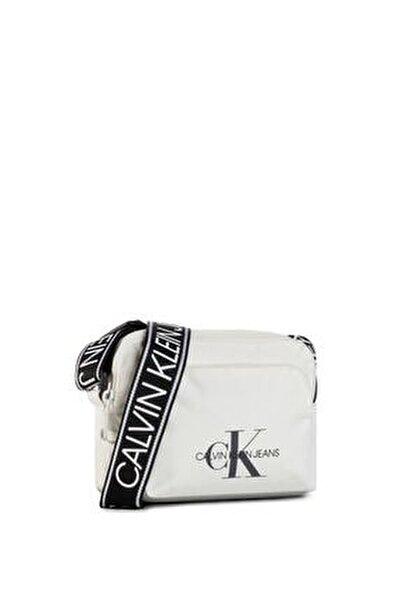 Black Kadın Camera Bag W/pckt Çapraz Askılı Kadın Çantası K60k606868