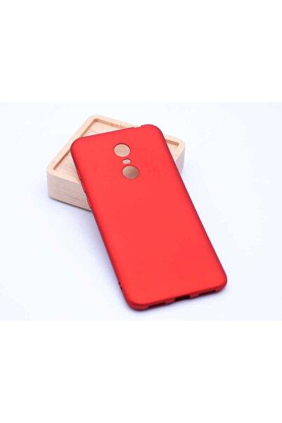 Xiaomi Redmi 5 Plus Kılıf Ultra Ince Renkli Dayanıklı Silikon Premier Model