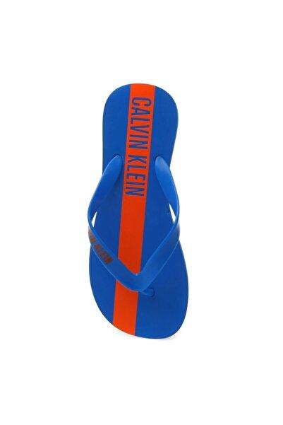 Calvin Klein Unisex Mavi Sandalet