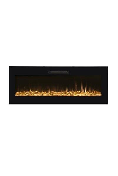 TEKTES Plazma Elektrikli Şömine 8 Renkli