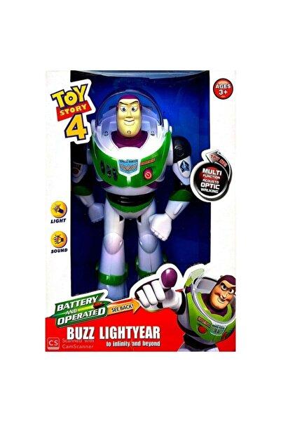 DLN Toy Story Buzz Lightyear Robot Yürüyen Sesli Işıklı Buzz