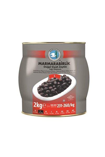 MarmaraBirlik 2 Kg Yağlı Salamura Zeytin (l) 231-260