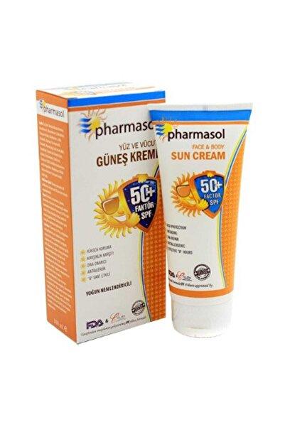 Pharmasol Güneş Kremi - Yüz Ve Vücut Spf 50+ Faktör 100 Ml 8699444230191