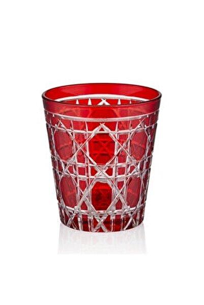 Kırmızı Glorıa Su Bardağı