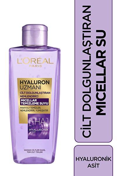 L'Oreal Paris Hyaluron Uzmanı Mıcellar Temizleme Suyu 200 ml