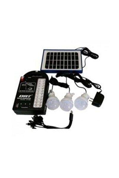 DAT At-999 Güneş Solar Enerjili Aydınlatma Cihazı
