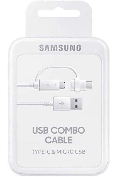 Etiget Samsung Type-c To Micro Usb Combo Dönüştürücü Kablo