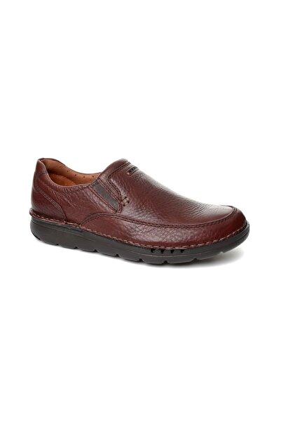 CLARKS Unnature Easy Erkek Kahverengi Ayakkabı
