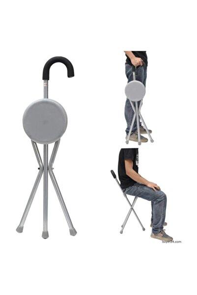 renn Oturaklı Baston Sandalye