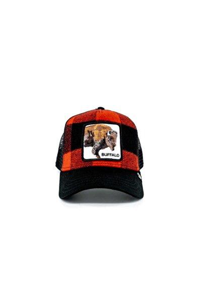 Goorin Bros 101-0614 Buffalo Kırımızı Standart