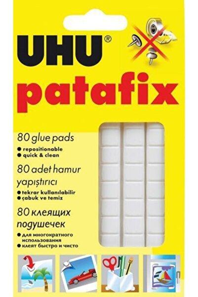 Uhu Yapıştırıcı Tac Patafıx Beyaz 41710