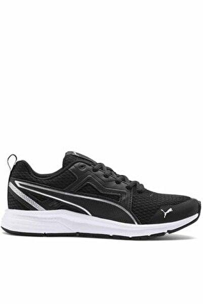 Kadın Siyah Günlük Spor Ayakkabı 370575 01 Pure Jogger Jr