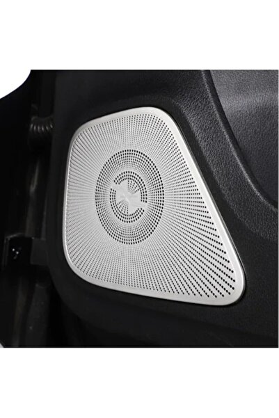 Dynamic Mercedes Benz W117 Burmester Kapı Hoparlör Kaplama 4 Parça