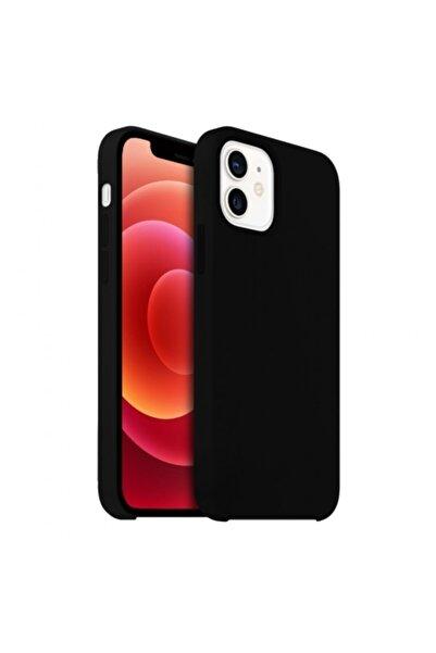 Buff Iphone 12/12 Pro Rubber Fit Kılıf Black