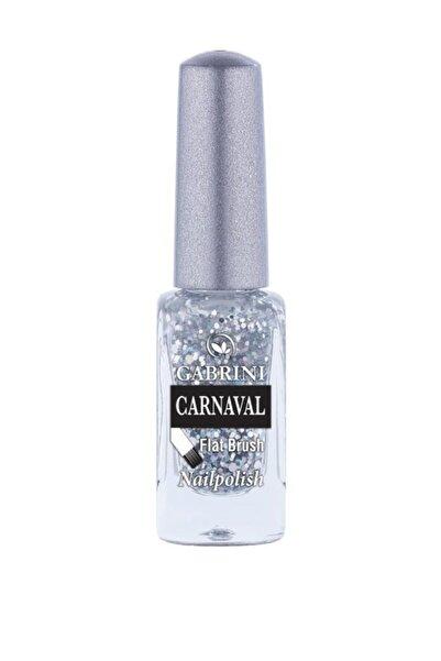 Gabrini Carnaval Nail Polish Pırıltılı Oje C10