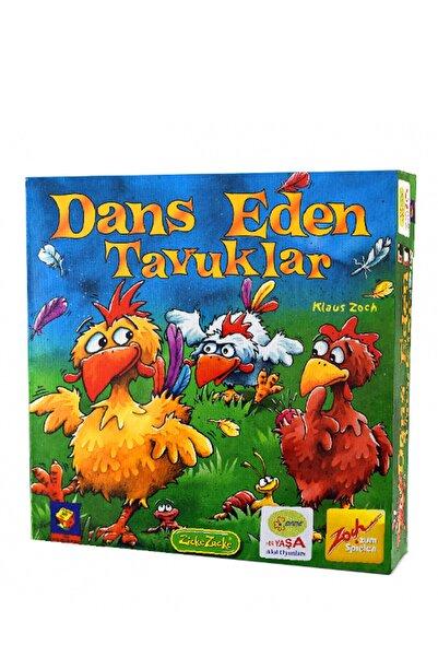 Anne Akıl Ve Zeka Oyunları Dans Eden Tavuklar