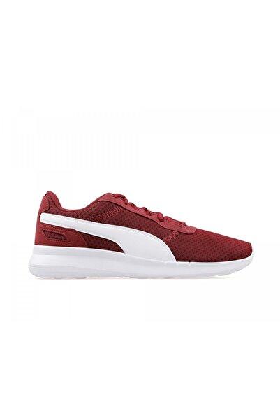 Puma St Activate Kırmızı Beyaz Erkek Sneaker Ayakkabı 100415383