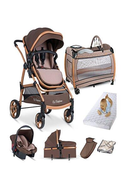 Baby Home 855 Taravel Sistem Bebek Arabası 600 Bebek Oyun Parkı Park Yatak Beşik