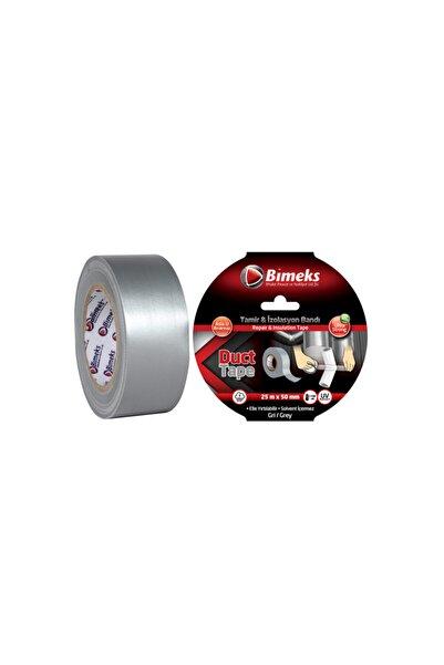 bimeks Extra Power Gri Tamir Bandı 50mmx25m