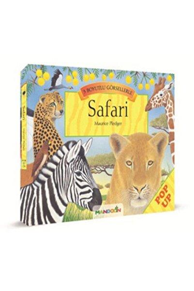 Mandolin Yayınları 3d Safari Pop Up