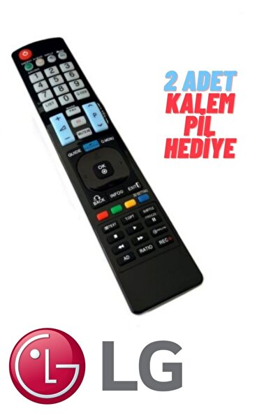 LG Tv Kumandası ( Tüm Tv Lerde Kullanılan Tek Model )