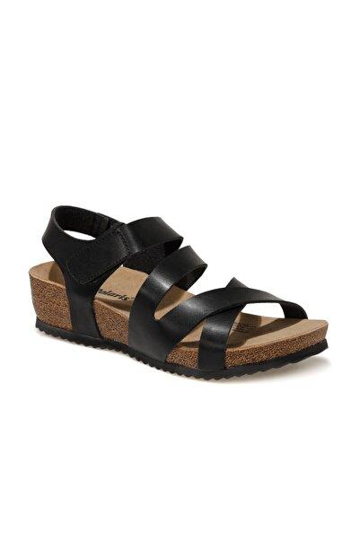 Polaris 315623.Z 1FX Siyah Kadın Sandalet 101016716