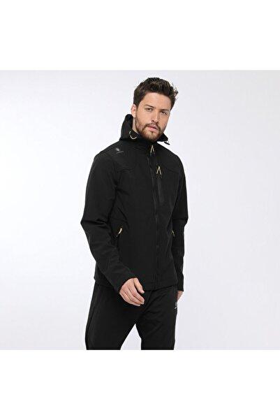 lumberjack Erkek New Trend Softshell Siyah  Mont V100535442