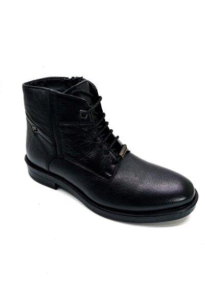 Cacharel Ayakkabı Erkek Siyah Bot