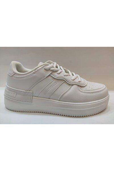 lumberjack Kadın  Beyaz Sneakers Ayakkabı