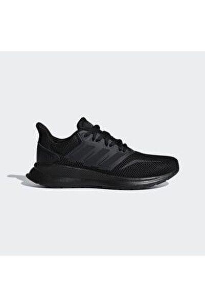 Kadın Siyah Runfalcon K Spor Ayakkabı (f36549)