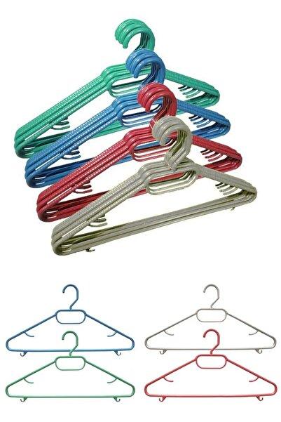 Binbirreyon Elbise Askısı Plastik Askı 24 Adet De107