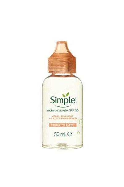 Simple Protect & Glow Işıltı Veren Spf 30 Serum