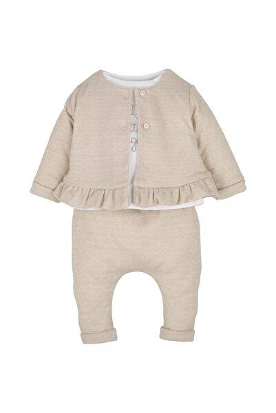 İDİL BABY Kız Bebek Idil Bayby Takımı 4'lü