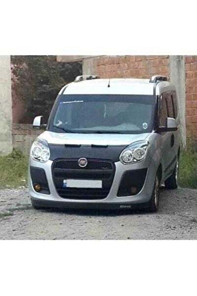 AutoFresh Fiat Doblo 3 Kaput Maskesi - Deri Ön Kaput Koruyucu
