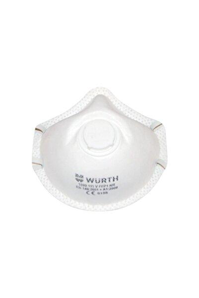Würth P1 Kubbeli Solunum Maskesi Ventilli