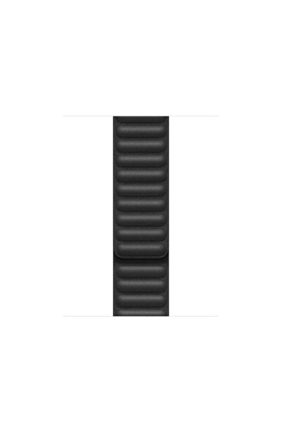 zore Apple Watch 42mm Krd-34 Deri Kordon-siyah
