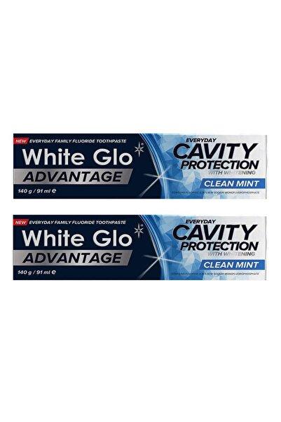 White Glo Çürük Karşıtı Ve Beyazlatıcı Diş Macunu Avantaj Paket X 2 Adet