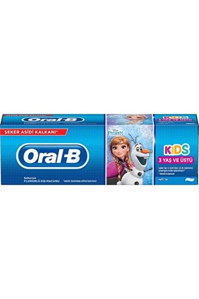 Oral-B Çocuk Diş Macunu