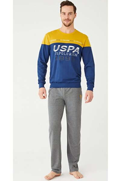 U.S POLO Us Polo Erkek Pijama Takımı