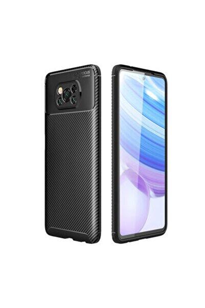 zore Xiaomi Poco X3 Kılıf Negro Silikon