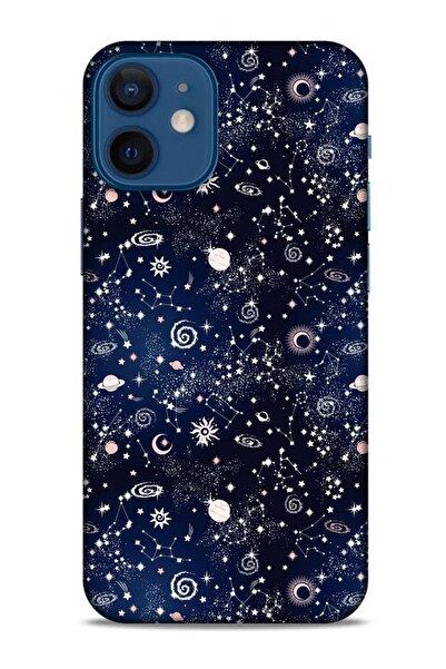 Lopard Spacex (11) Tema Tam Koruma Apple Iphone 12 Mini Kılıf